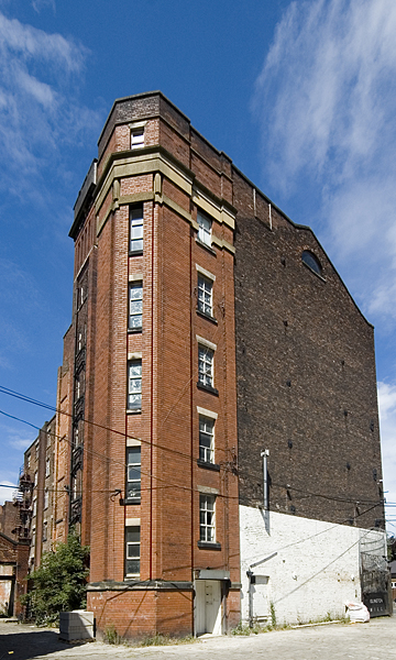 Islington Mill - James St