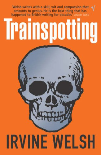 Classic Books Trainspotting on Prejudice Theme