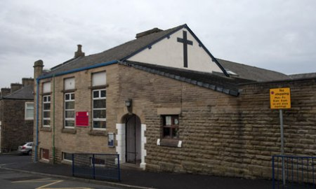 Lucy Meadows primary school