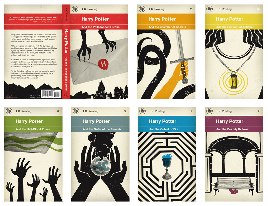 Create Your Own Penguin Book Cover : Life and death harry potter max dunbar